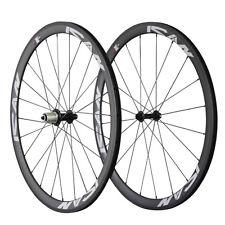 Bike Carbon Aero Light Road Wheels 38mm Clincher Sapim CX Ray Spokes