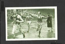 Nostalgia Postcard Olympic Games Belgium Runner Gaston Reiff Wins  5000m 1948