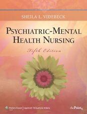 Psychiatric-Mental Health Nursing (Point (Lippincott Williams & Wilkins)) by She