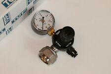 TOF CO2 Flasche Mini Druckminderer W 21.8 x 14 für Grohe, Brita Wasserspudler