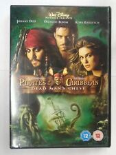 Pirates Of The Caribbean - Dead Man's Chest (DVD, 2007) NEW & unsealed, M2