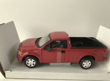 Diecast Car 1:27 Ford F-150 STX Maisto special edition Red Truck
