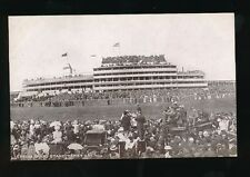 Surrey EPSOM Horse Racing Grand Stand Derby Day c1900/10s? PPC Pullinger