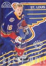 1996-97 Leaf Sweaters Away #12 Brett Hull