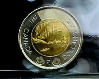Canada 2017 Canada 150 Dance of the Spirits Toonie ICCS MS-65!!
