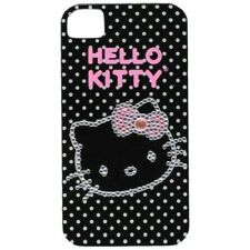 Hello Kitty Bling Case for iPhone 4/4s - Black