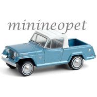 1:64 GreenLight *HURST* White 1971 Kaiser Jeep JEEPSTER Commando Edition *NIP*