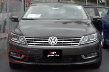 NEW VW PASSAT CC FRONT BUMPER FOG LIGHTS GRILLE WITH CHROME RIGHT O/S  2012-