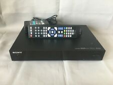 Sony SVR-HDT1000 Twin Dual Freeview+ HD Tuners 1TB HDD Recorder PVR