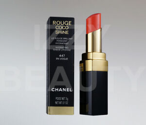 Chanel Rouge Coco Shine Hydrating Sheer Lipshine NIB - Pick Your Color