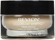 Revlon Colorstay Whipped Crème Makeup Foundation NUDE New.