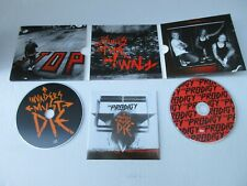 The Prodigy Invaders Must Die CD and DVD Set