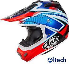 New 2018 Arai MX-V Day Red Motocross Helmet Medium 57-58cm