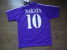 Fiorentina #10 Nakata 100% Original Jersey Shirt Adidas M 2004/05 Home BNWT