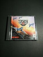 Sabre Ace Conflict Over Korea Vintage PC Game Very Good Condition