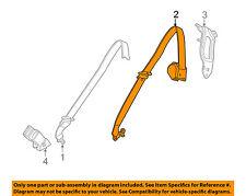 BMW OEM 14-16 X5 Third Row Seat Belt-Rear Belt Assembly Left 72117348897