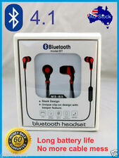 Earbud (In Ear) Earpiece Double Rechargeable Mobile Phone Headsets