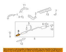 Buick GM OEM 09-10 Lucerne 3.9L-V6 Exhaust System-Catalytic Converter 25793491