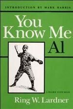 You Know Me Al (Prairie State Books)-ExLibrary