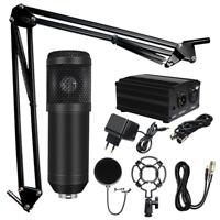 Professional Microfone Bm800 Studio Microphone Bm 800 Sound Condenser Recording