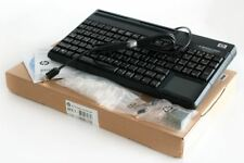 HP POS Programmable Keyboard with MSR and Touchpad USB US Layout 492245-L33