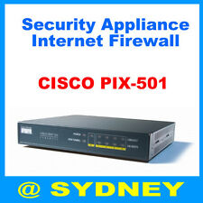 Cisco PIX 501 VPN-3DES-AES Security Appliance / Internet Firewall #47-10539-01