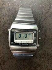 Omega LCD Constellation Speedmaster 1620 vintage watch