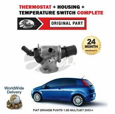 pour FIAT GRANDE PUNTO 1.9D Multijet 2005- > KIT THERMOSTAT + boitier