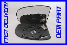 MERCEDES C C200 CDI 2000-07 Porta Ala Specchio Vetro Riscaldato Sinistro