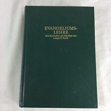 Evangeliumslehre Gospel Doctrine Joseph F Smith German Deutsch Mormon LDS
