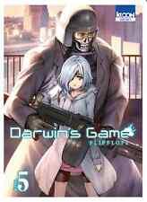 manga Darwin's Game Tome 5 Seinen FLIPFLOPs Ki-Oon ! Battle Royale King Extreme