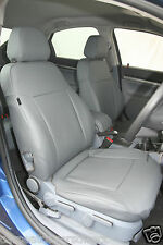 VAUXHALL OPEL VECTRA C GREY CAR SEAT COVERS