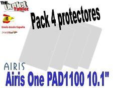 ** Pack 4 Protectores de pantalla para Tablet Airis One Pad 1100 1100 X2