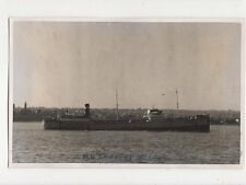 MV Laurent Meeus Plain Back Photo Card Shipping 099a