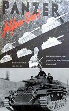 WW2 AXIS TANK MANUALS RARE SET 1940s TIGER PANZER PANTHER D-Day Panzerkampfwagen