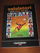 ALBUM CALCIATORI PANINI GAZZETTA DELLO SPORT 1984/85