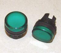 Moeller RMQ22 Leuchtmelder Vorsatz Grün RLF-GN Neuwertig