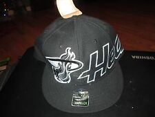 Forty Seven Brand Miami Heat Snap Back Mens Hat