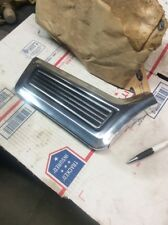 Nos 1967 Ford Galaxie 500 XL L/h Front Fender Moulding
