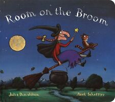 Room on the Broom Board Book by Julia Donaldson