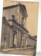 74 - cpa - ANNECY - L'église de la Visitation