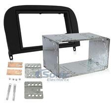 Scosche MZ2351B Double DIN Dash Kit for 2005-12 Mercedes Benz SL Class Vehicles