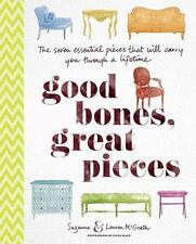 Good Bones, Great Pieces: The Seven Essential Pieces That Will Carry Y-ExLibrary