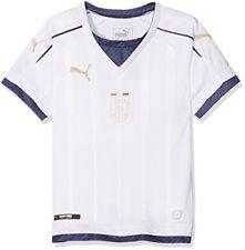 Maillots de football des sélections nationales blancs en italie longueur manches manches courtes