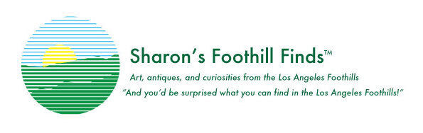 Sharon's Foothill Finds