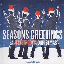 SEASONS GREETINGS - A JERSEY BOYS CHRISTMAS - CD