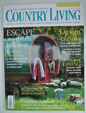September Home & Garden Country Living Magazines