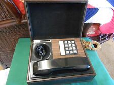 """Great Vintage DECOTEL """"Personal"""" TELEPHONE in Wood Box.....SALE"""