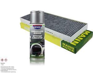 Mann-Innenraum-Filter + Preso Air Cleaner for Peugeot 807 E Expert 224 222