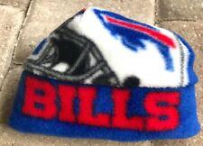 Buffalo Bills NFL Fleece Hat Beanie Handmade Newborn Boys,Girls,Children Adults
